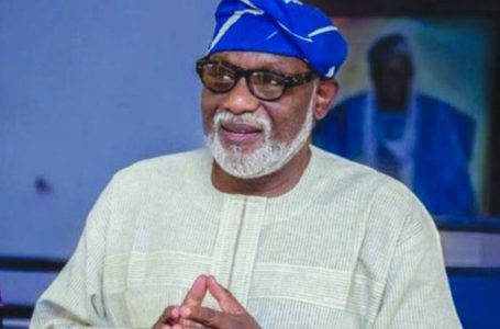 Ondo Governor Tasks Nigerian lawyers to embrace technology