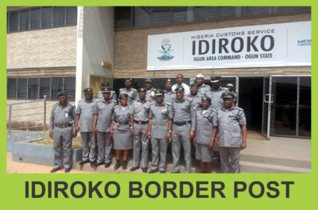Congestion Hits Seme Border As Customs Shuts Idiroko Border Against Transit Cargoes