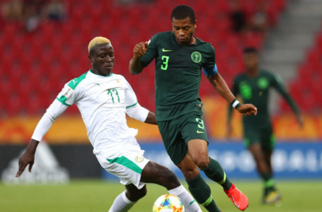 How Flying Eagles Crashed Out of U20 World Cup Tournament