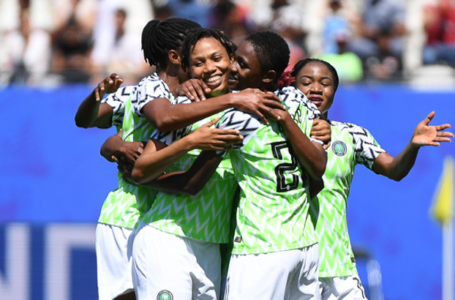Super Falcons Qualify for Knock Out Stage