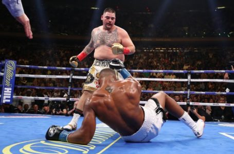 Anthony Joshua To Fight Again in November After Shock Defeat to Andy Ruiz