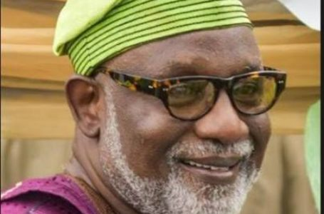 Ondo Governor Sacks 3 Commissioners for Allegedly Opposing Second Term Bid