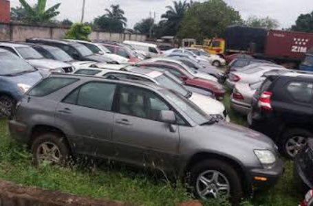 Nigeria Customs Announces Significant Drop in  Vehicle Smuggling