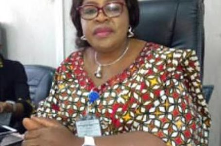 'When I wanted to Work at NIMASA, they told me Women are not Allowed'—-Mary Hamman