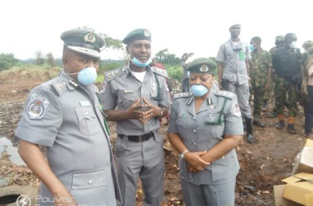 Customs Sets to Destroy 58 Containers of Tramadol Drugs in Port Harcourt, Bauchi, Kaduna