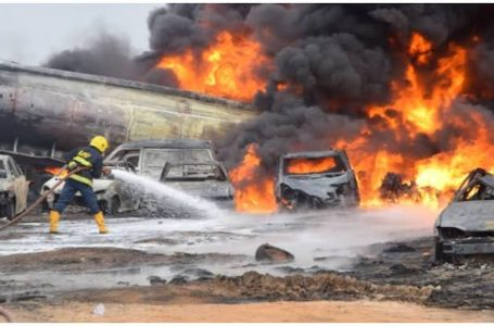 10 People Have Died From Ijegun Pipeline Explosion—Lagos Govt