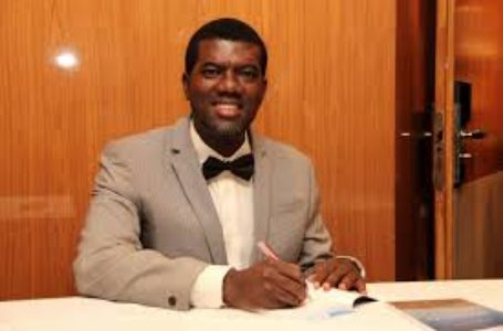 Drinking Alcohol is Not A Sin—Reno Omokri