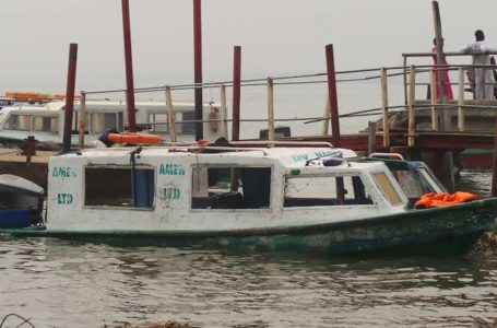 TRAGEDY: Passenger Boat Collides In Lagos, 3 Dead, 2 Missing