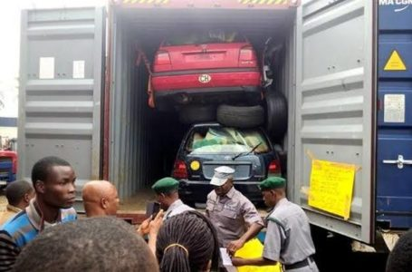 Accidented Vehicles Hits 90% At Nigerian Ports