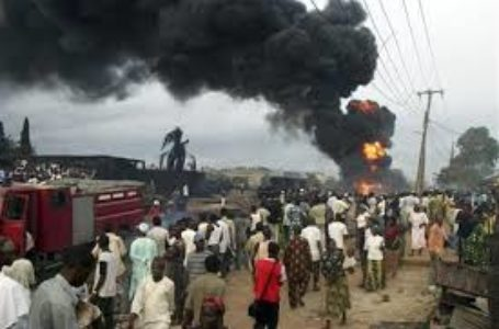 2 Die, Vehicles Burnt As  Fire Guts Ijegun Community