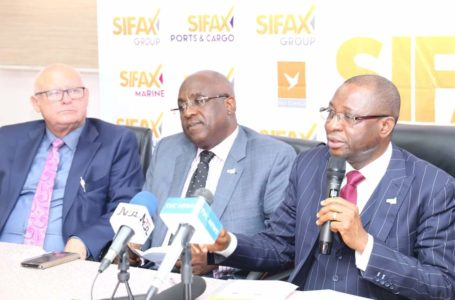Sifax Group Forays Into New Businesses, Lavish N7.2b On Crane Purchase