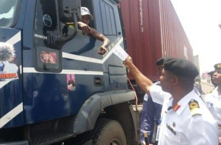 Apapa Gridlock: Navy Challenge Security Agencies to Punish Bribe Taking Officials