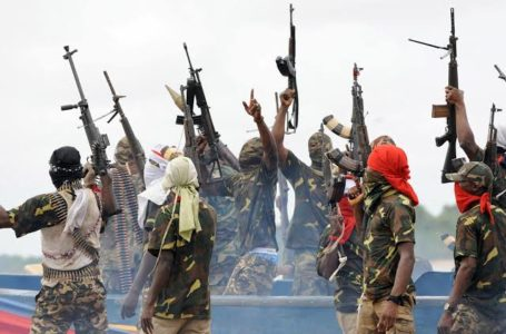 PIRACY: 18 Indians, 1 Turkish Kidnapped on Nigerian Waters