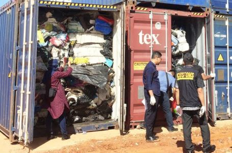 Indonesia Sends back 250 Containers of Wastes, Inspects 1,000 Others