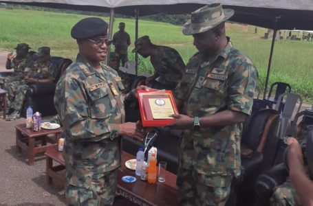 SECURITY: Western Naval Command Trains Officers on Marksmanship