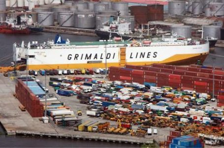 Grimaldi Vehicle Import to Nigeria Rises by 18,000 Units Monthly