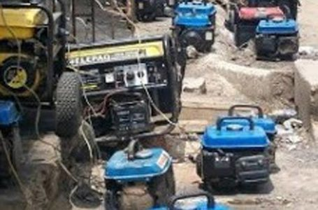 Senate Opposes Ban On Importation of Generators