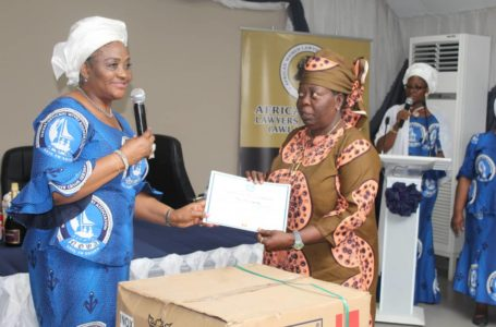 Naval Officers Wives Association Empowers 25 Widows, Orphans in Lagos